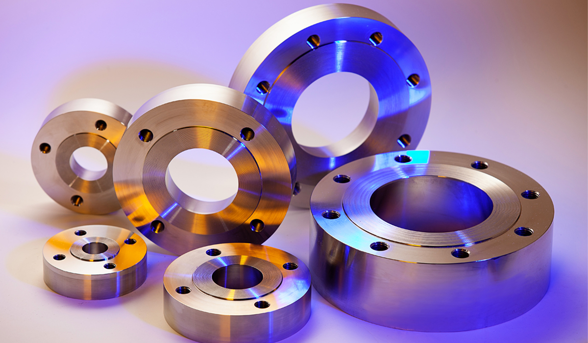 Stainless Steel :: Flanges