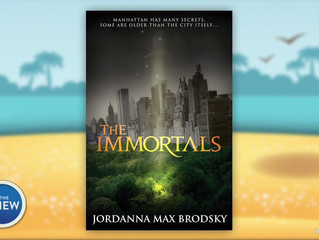The Immortals is a Summertime Must Read on The View!