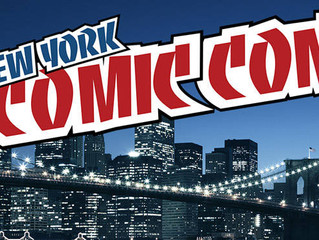 New York Comic Con!