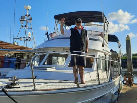 April 2021 Noosa to Redcliffe Ranger 40