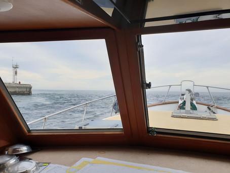 Feb 2021 South Seas 36 Paynesville to Hobart