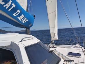 April 2021 Sydney to Gold Coast Seawind 1160