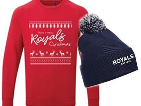 Royals Xmas Kit Shop