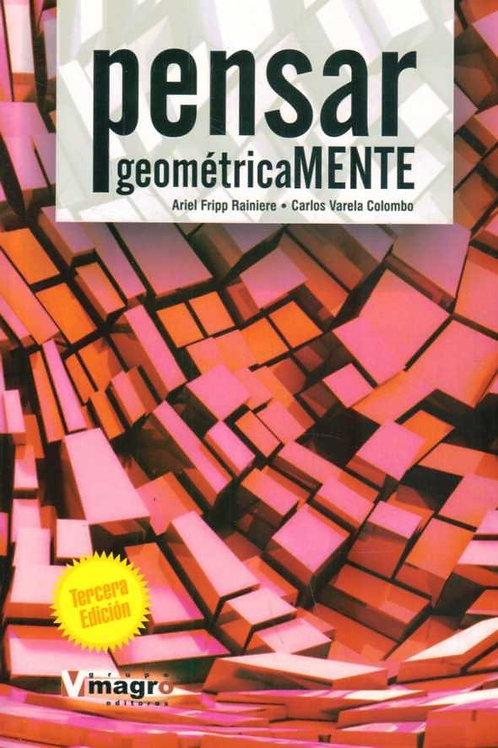 Pensar Geométricamente (Tercera Edición)
