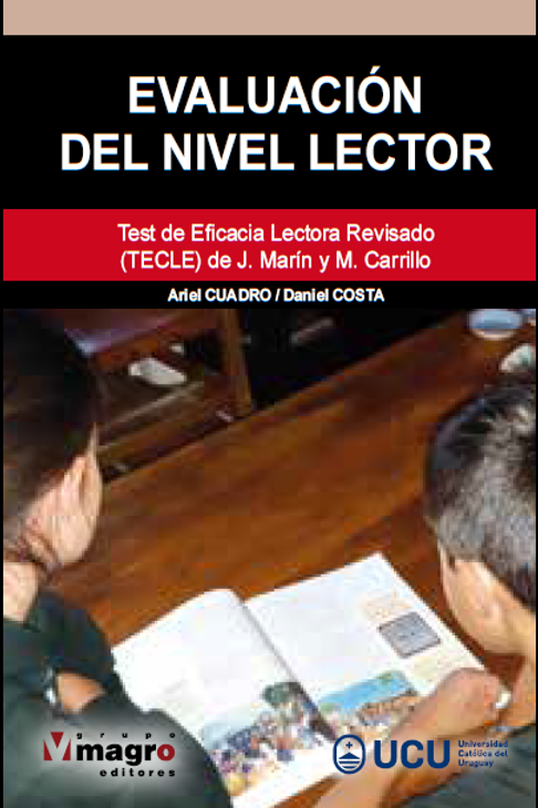 Evaluación del nivel lector (TECLE)
