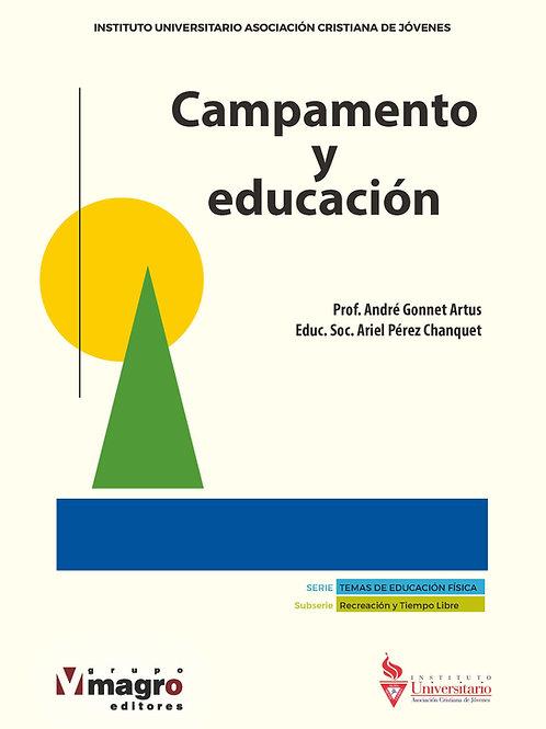 Campamento y Educación
