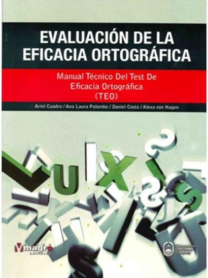 TEST, La Evaluación de la Eficacia Ortografica (TEO)