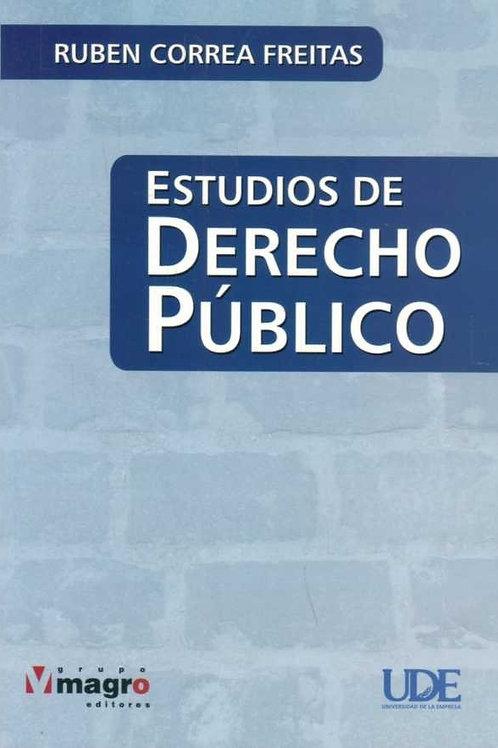 Estudios de Derecho Público
