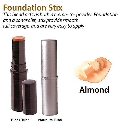 Foundation Stix - Almond
