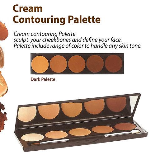 Cream Contouring Palette - Dark