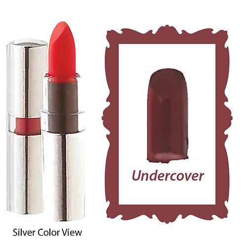Crème Lipstick - Matte Black - Undercover