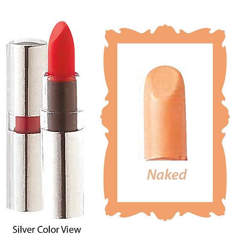 Crème Lipstick - Matte Black -Naked