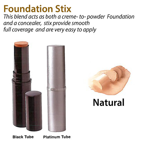 Foundation Stix - Natural