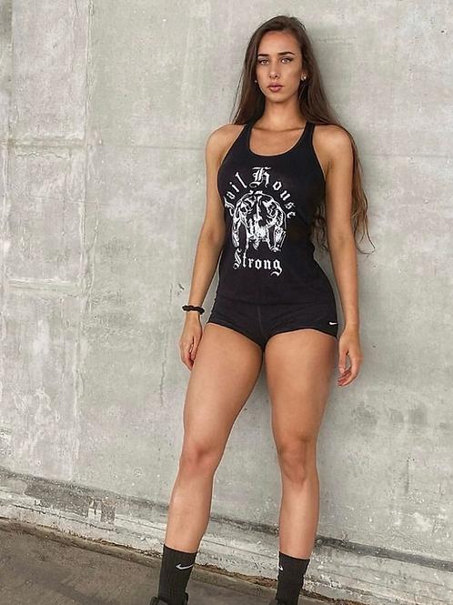 Women's Jailhouse Strong T-Back Tank Top