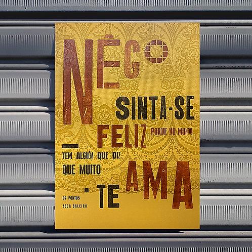 Poster Telegrama