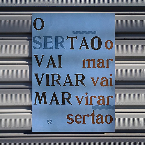Poster Sobradinho