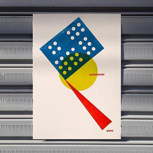 Poster Bauhaus - Vitor