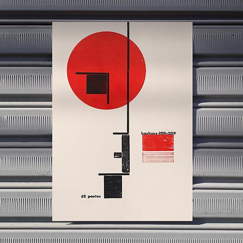 Poster Bauhaus - Matuto