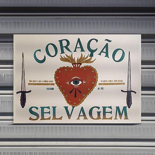 Poster Coração Selvagem