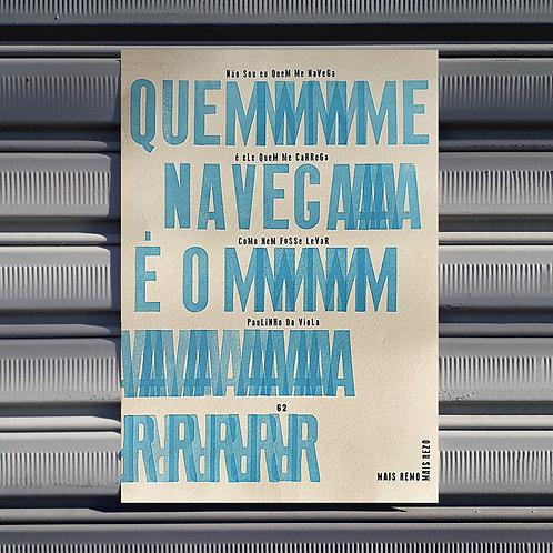 Poster Timoneiro