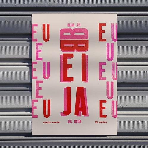 Poster Beija Eu
