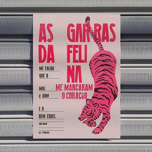 Poster Tigresa