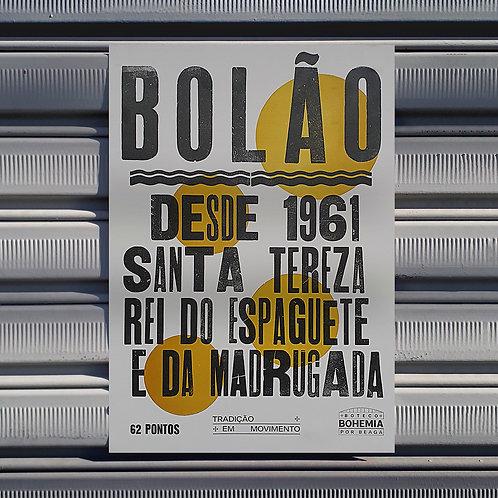 Poster Bolão