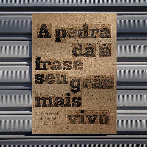 Poster Catar Feijão