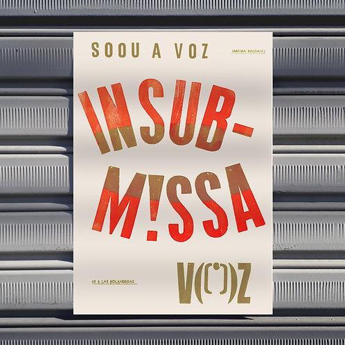 Poster Insubmissa