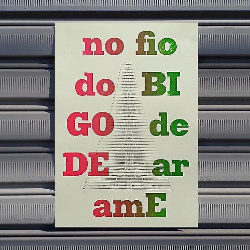 Poster Bigode
