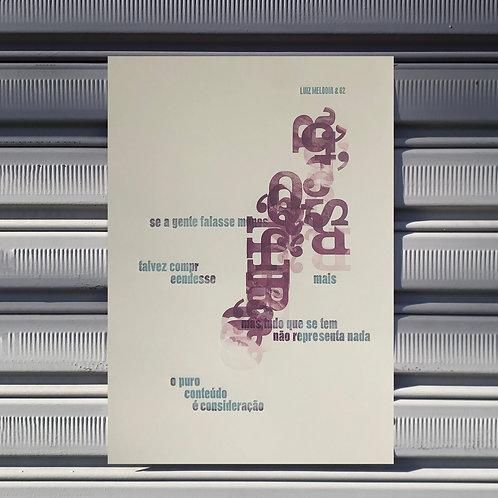 Poster Congênito