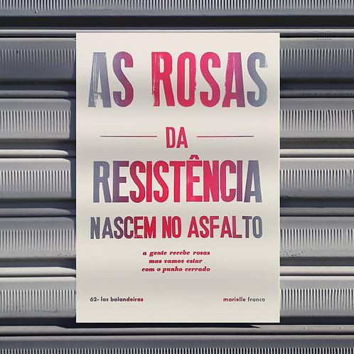 Poster Resistência