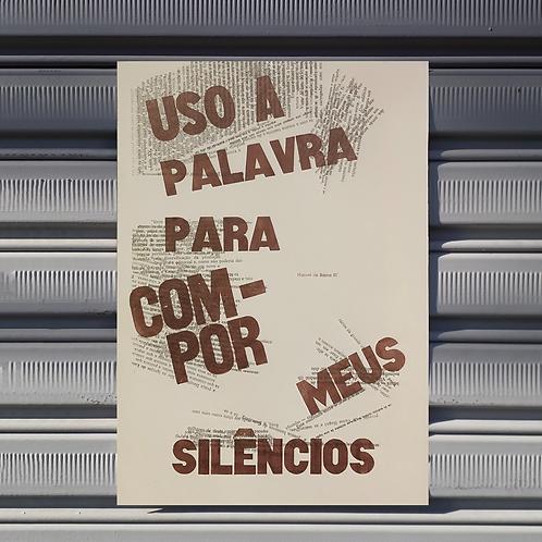 Poster O Apanhador de Desperdícios