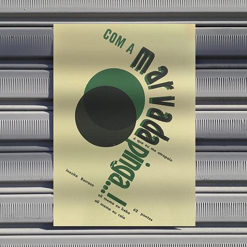 Poster Marvada Pinga