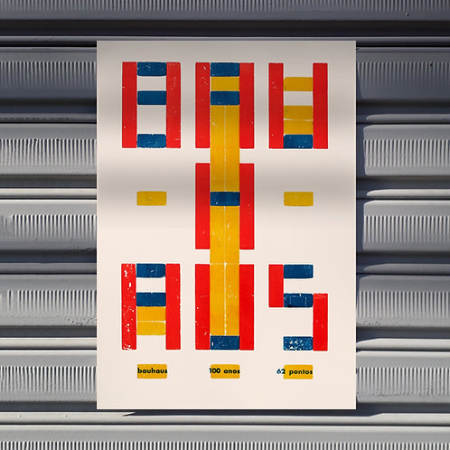 Poster Bauhaus - Olavo