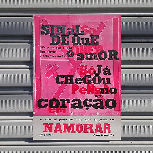 Poster Xote das Meninas
