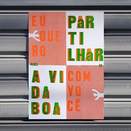 Poster Partilhar
