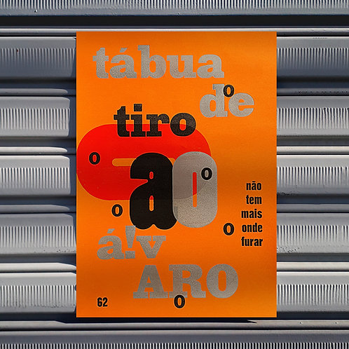 Poster Tiro ao Álvaro