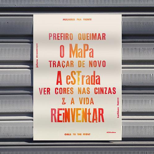 Poster Reinventar