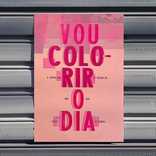 Poster Rosa