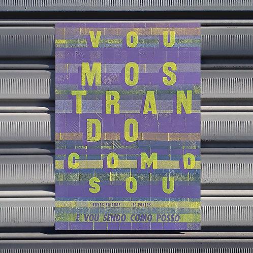 Poster Como Sou