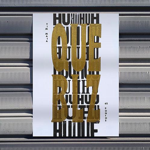 Poster Que BLZ