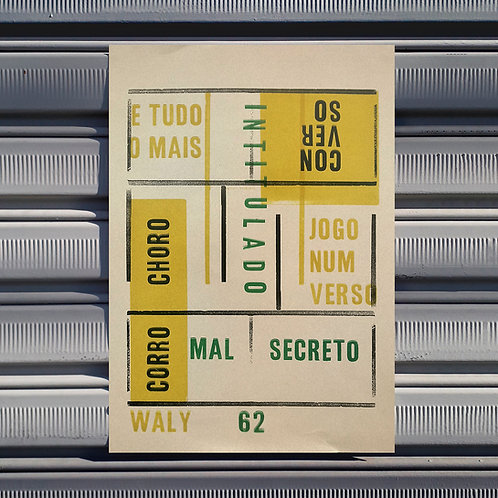 Poster Mal Secreto
