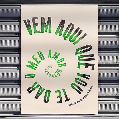 Poster Devagarinho