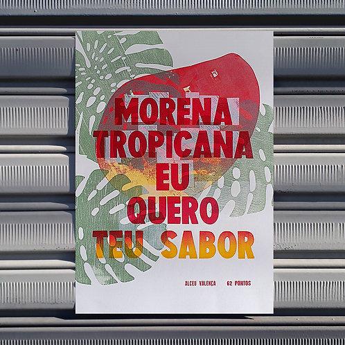 Poster Morena Tropicana