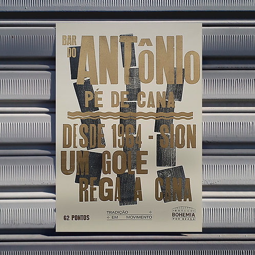 Poster do Antônio