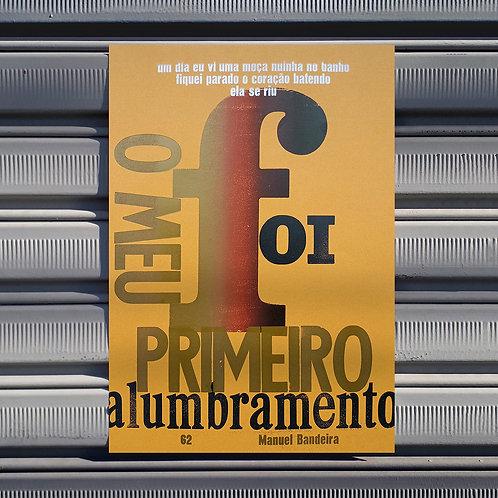 Poster Alumbramento