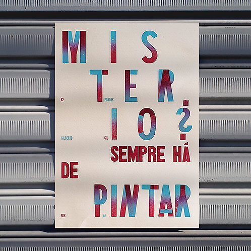 Poster Esotérico