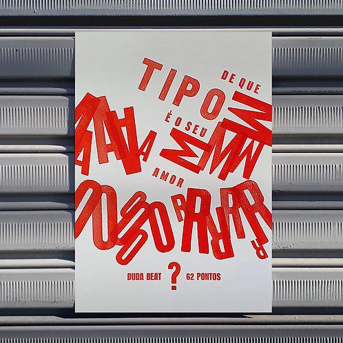 Poster Bédi Beat