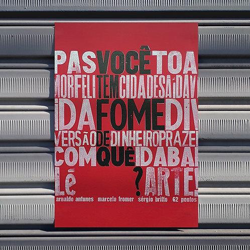Poster Comida